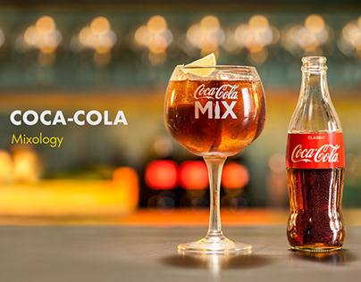 COCA-COLA Mixology