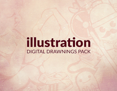 Illustration   Digital Drawning Pack