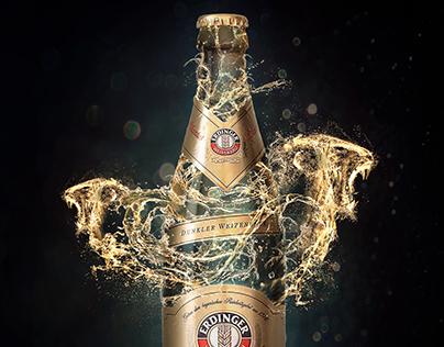 Wild beer concept | Erdinger Pikantus