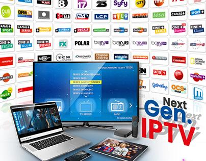 IPTV Banner Templets