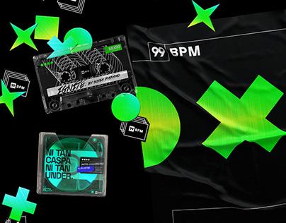 99BPM Podcast / Branding