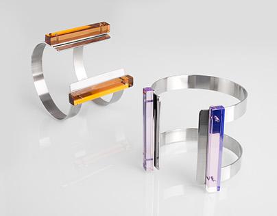 TECHNIC_double bracelets