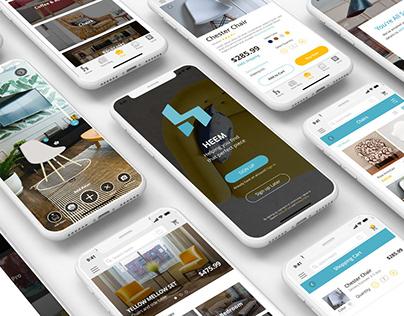 Heem • AR App Concept