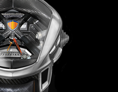 Koenigsegg Timepiece - Collector's Special Edition