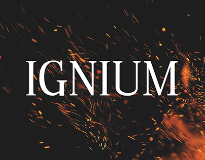 Tipografia Digital Ignium
