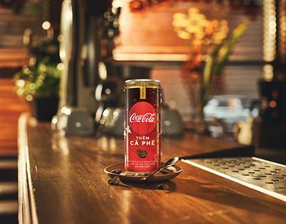 Coca Cola sabor café