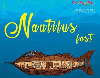 Locandina Nautilus fest