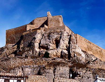 The Morella castle