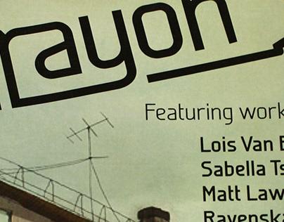 Crayon Magazine
