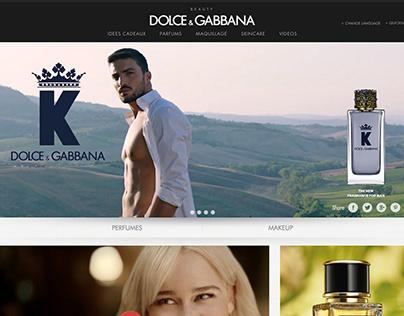 DOLCE & GABBANA • K