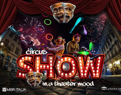 MISR ITALIA Circus Show