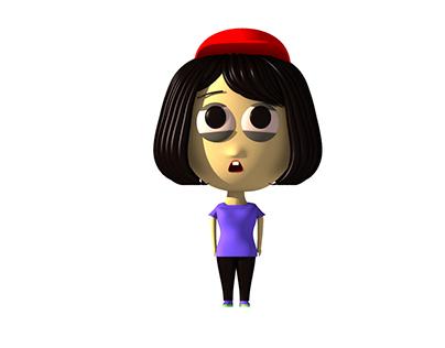 YONI (selfie animation)