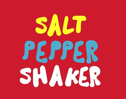 Salt Pepper Shaker
