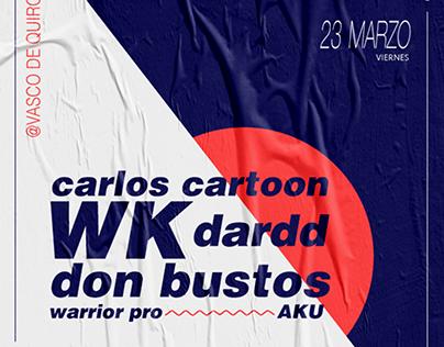 Samsara: Sesiones de Hip-Hop con WK