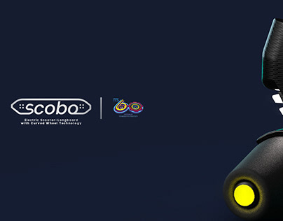 SCOBO - Electric Scooterboard