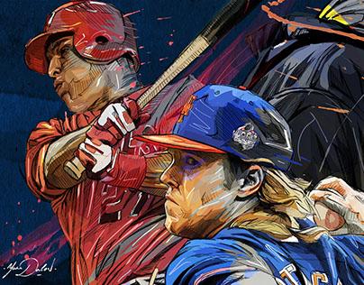 MLB- Major League Baseball