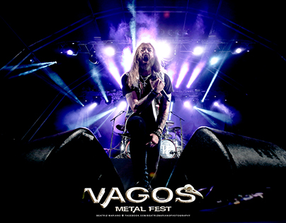 Hammerfall @ Vagos Metal Fest 2017
