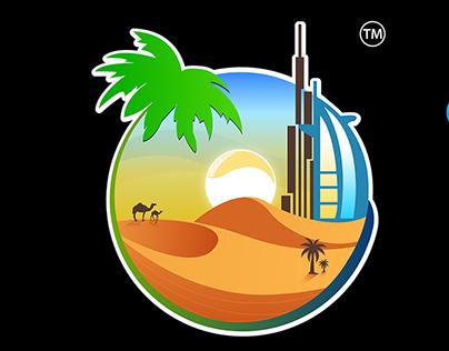 Project Logo Design for Ficwayas Turism, Dubai