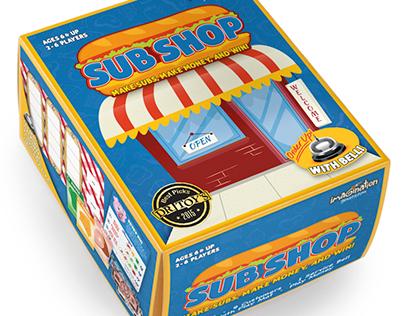 Sub Shop Game