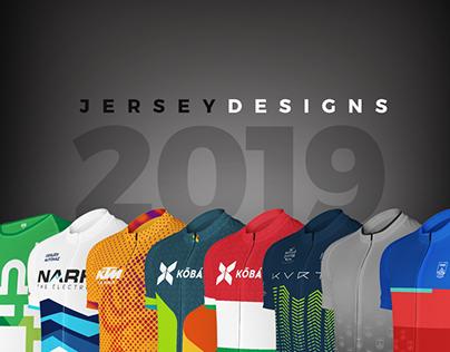 Jersey designs 2019