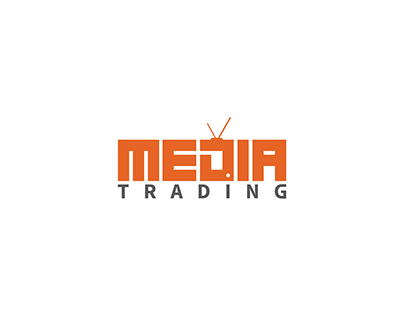 Media Trading Logo re-design