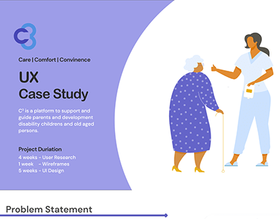 UX case study - C3