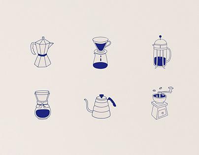 The House Tokyo Coffee