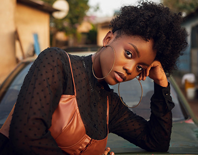 Gyakie for Teen Vogue