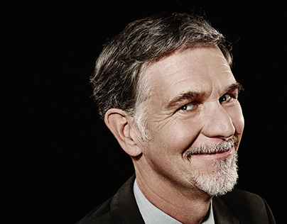 Reed Hastings / CEO Netflix