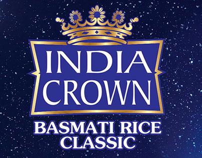 India Crown Basmati Rice
