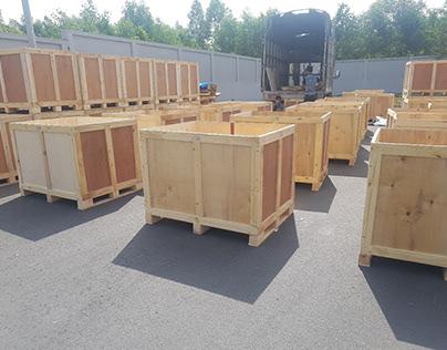 Dịch vụ đóng thùng gỗ tại Bắc Giang