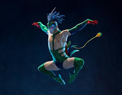 """Cirque du Soleil """" Mystère"""""""