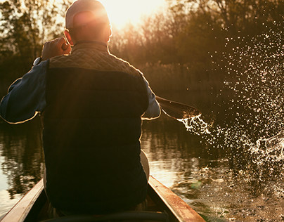 Photography - Canoe Trip