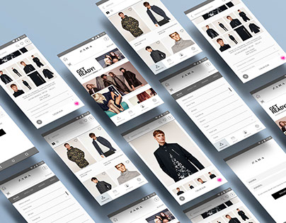 UX/UI Case Study - App redesign