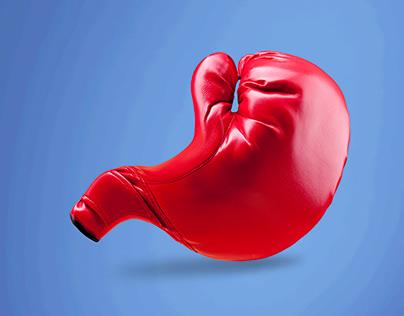 Fight heartburn