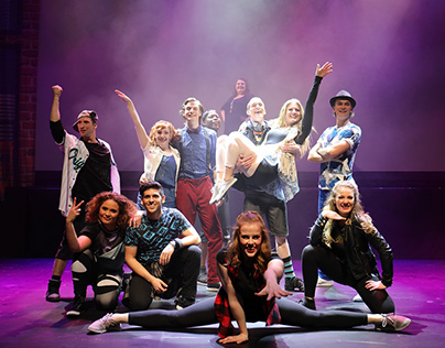 Fame, The Musial Shows @Souck Madinat Jumeirah Theatre