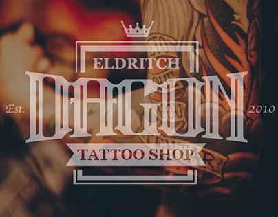 DAGON Tattoo Shop [Website]