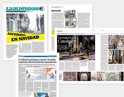 Diseño editorial – Diario de Mallorca