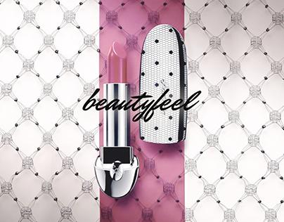 Beautyfeel. Store design