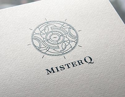 Mister Q Visual Identity
