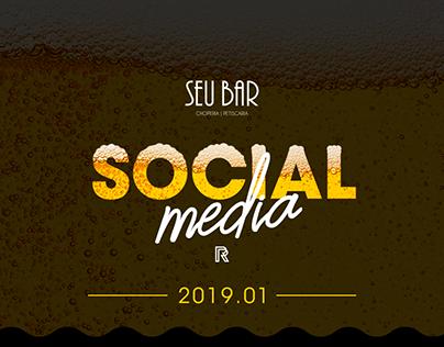 Social Media 2019.01 | Seu Bar