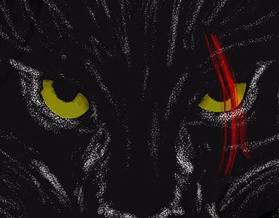 Redesign: O Gato Preto e outros contos; Edgar Allan Poe