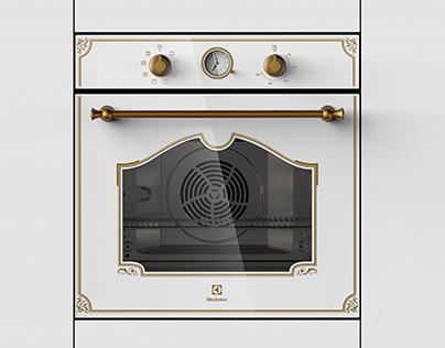 Electrolux Rococo - Russian Oven