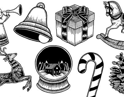 GIFs - FLÚOR Advent Calendar