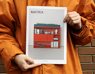 Renders for MATRIX Catalogue