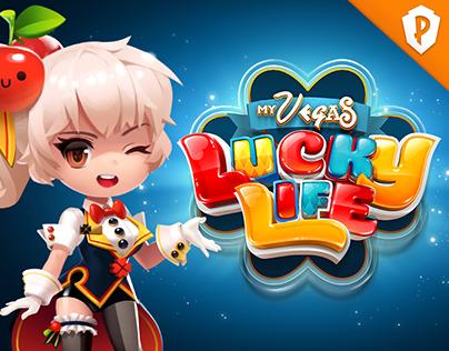 Lucky Life Mobile Slots - Brand