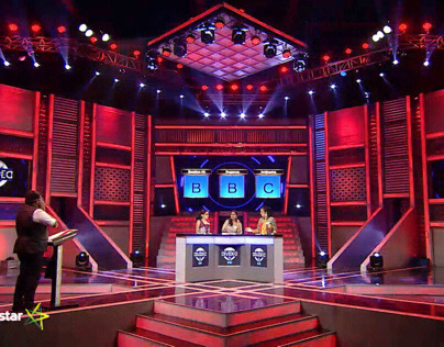 Divided TV game show