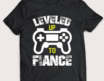 Gaming T-shirt Design Bundle