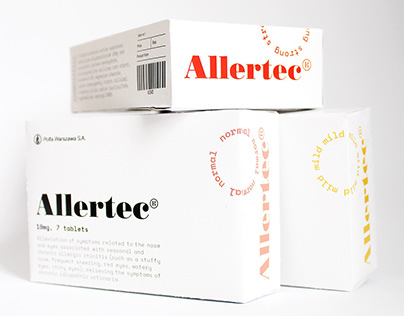ALLERTEC® PACKAGING REDESIGN