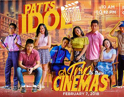 PATTS IDOL VII Poster (Singers & Dancers)